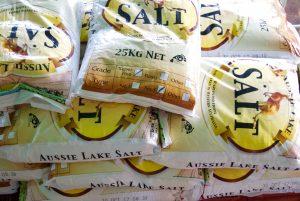 メキシコ産天日塩、オーストラリア産天日湖塩を使い