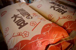 福岡県産ふくゆたか大豆