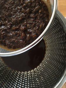 手作り醤油 搾り方