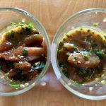生揚げ醤油と火入れの醤油の比較検証